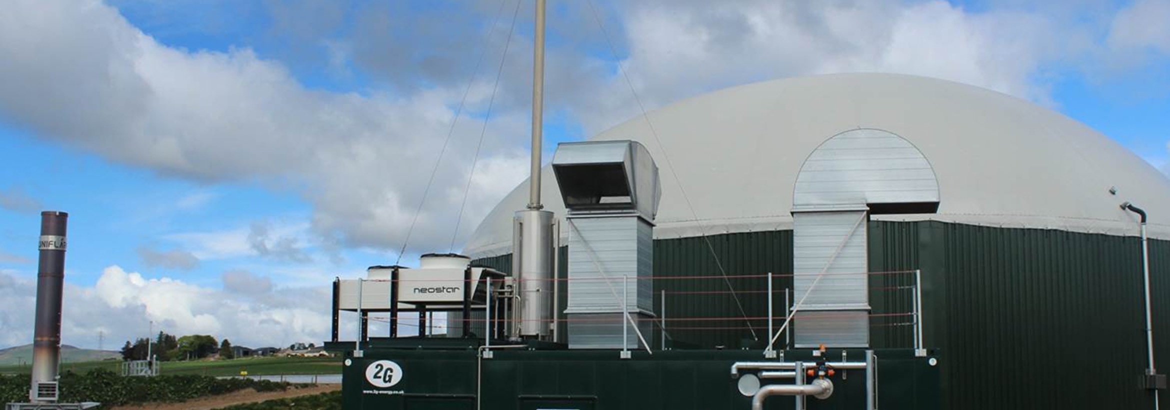 Renewable electricity generating system representing NFU Energy's FiT application and compliance service